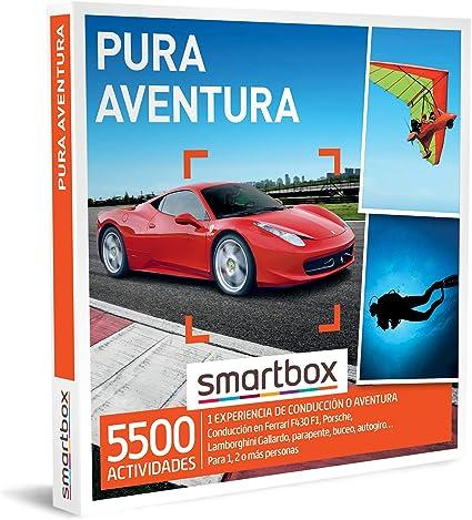 SMARTBOX - Caja Regalo - Pura Aventura - Idea de Regalo - 1 ...