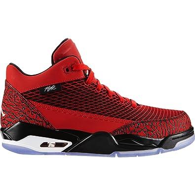 buy popular 78222 d3bdc Nike Jordan Flight Club 80 s Men Shoes Fire Red Black White 599583-602