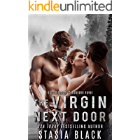 The Virgin Next Door: a Menage Romance (Stud Ranch Standalone Book 3)