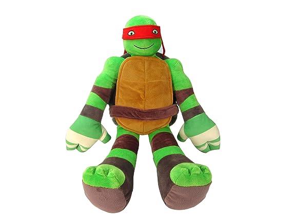 Jay Franco Nickelodeon Teenage Mutant Ninja Turtles Pillowtime Pal Pillow, Raphael
