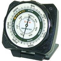 Générique Sun Company Altilinq mètres–Tableau de Bord l'altimètre et Baromètre altimètre | pour Voiture et Camion | lectures Altitude à partir de 0à 5,000metres