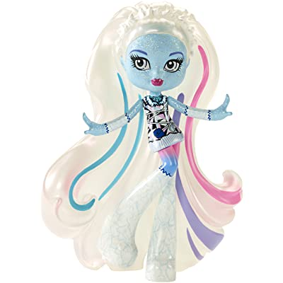 Monster High Vinyl Abbey Figure: Toys & Games