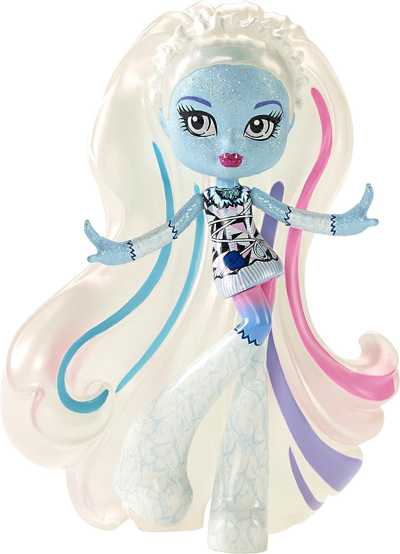 Amazon.es: Monster High Vinyl Figure Abbey Bominable: Juguetes y juegos