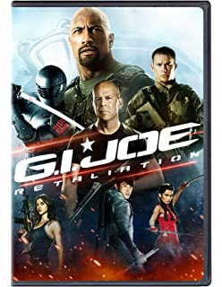 amazon com g i joe 2 movie collection bruce willis channing