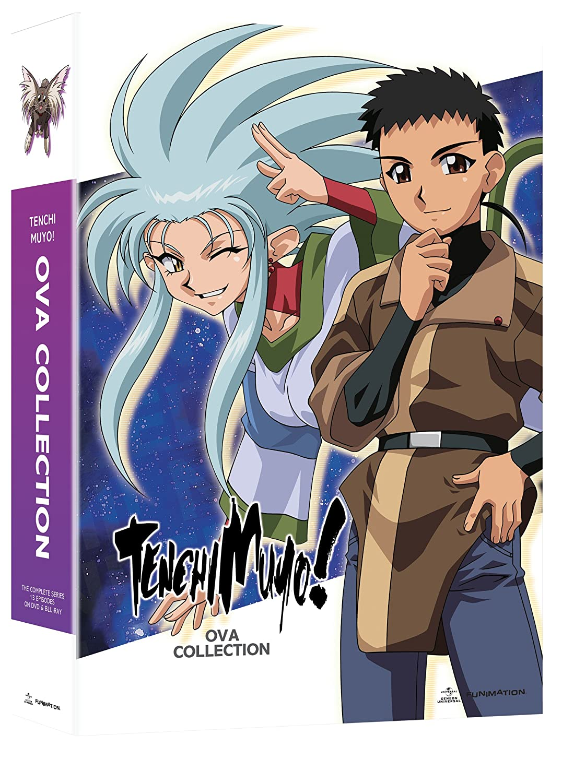 Amazon com: Tenchi Muyo! OVA Series (Blu-ray + DVD): Matt K