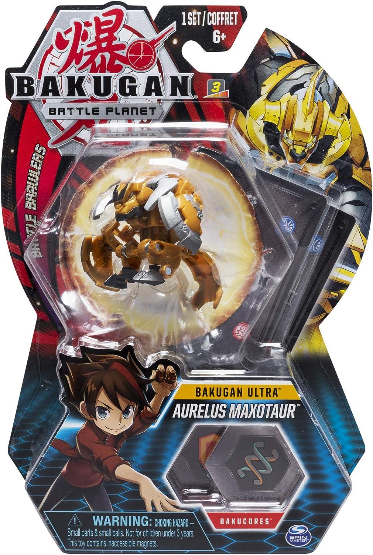 Bakugan Ultra Pack Deluxe Modelos Surtidos (BIZAK 61924423 ...