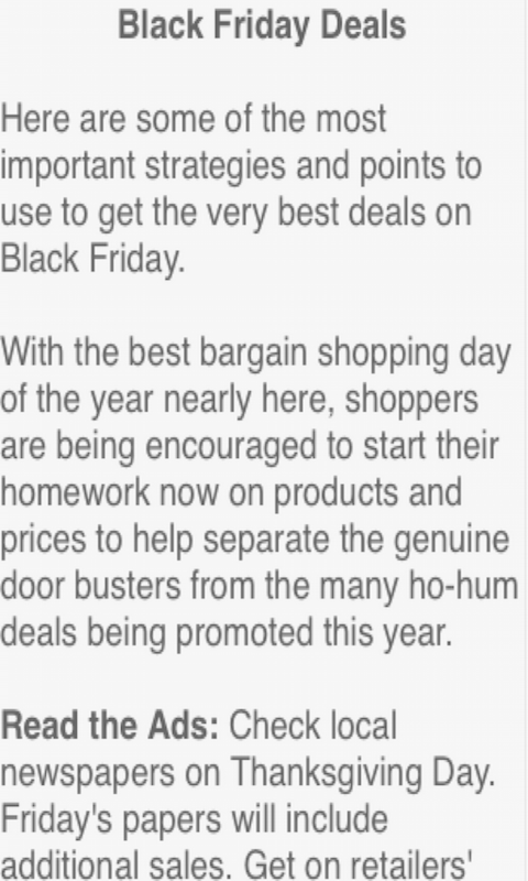 Amazon Com Black Friday Deals Appstore For Android