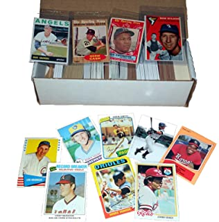 Amazoncom Baseball Cards Bulk Mixed Lots Of 2 000 2