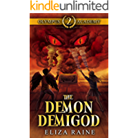 Olympus Academy: The Demon Demigod