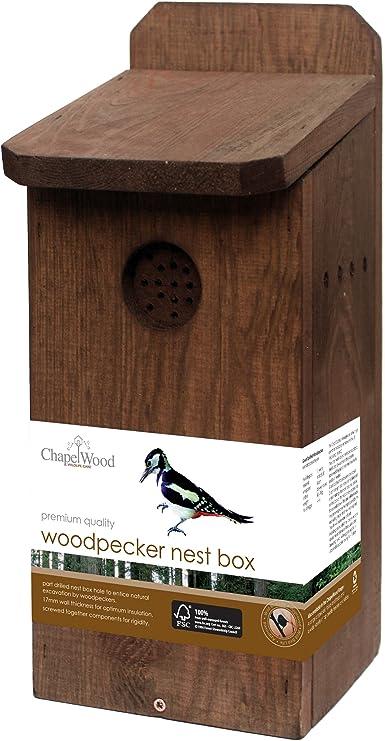 Chapelwood Premium Qualité Nest Box