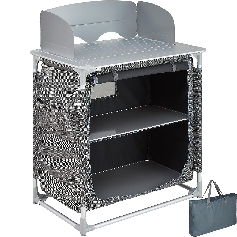 TecTake 800585 Outdoor Camping Küche - Diverse Modelle wähblar -
