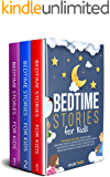 Bedtime Stories For Kids: This Book Includes: Adventures, Unicorn, Dragon, Dinosaurs And Short Fables. Meditation Stories To Help Children Fall Asleep Fast And Go To Sleep Feeling Calm.