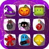 Halloween Drops - Match three puzzle