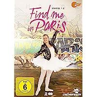 Find me in Paris - Staffel 1.2 [2 DVDs]