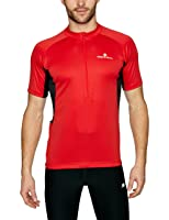 Ronhill Bikewear Short Sleeve Half Zip T-Shirt