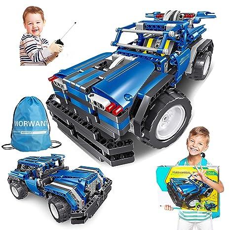 STEM Engineering Toys For Boys Girls Building Blocks Kit Kids 67