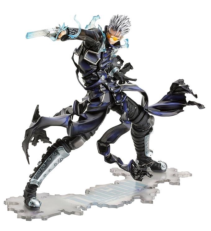 Buy Kotobukiya Trigun Vash The Stampede Gunman In Black Artfxj