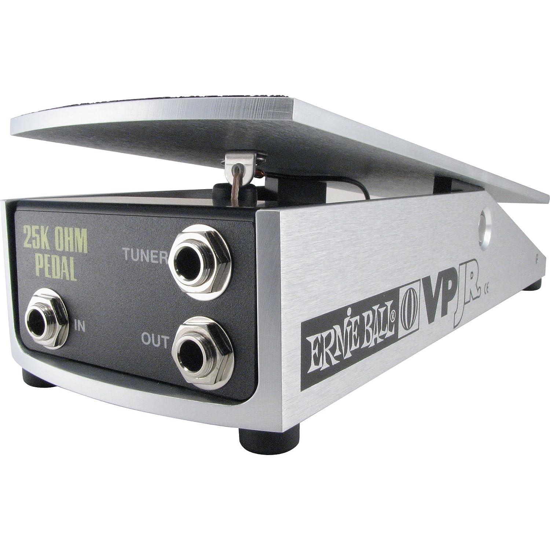 【国内正規輸入品】ERNIE BALL アーニーボール ヴォリュームペダル ステレオ Stereo Volume / Pan Pedal 6165 B0002GYZLW ステレオ 500kΩ/Aカーブ スイッチ付