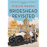 Brideshead Revisited book cover