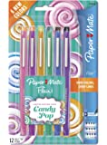 Paper Mate Flair Felt Tip Pens, Medium Point (0.7mm), Limited Edition Candy Pop Pack, 12 Count