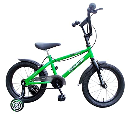 447c0c76e29 Buy Kross Venom 16T Bicycle (Multicolor) Online at Low Prices in India -  Amazon.in