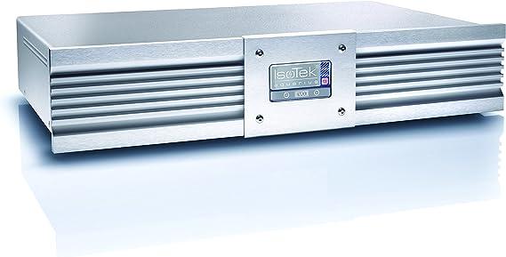 Isotek Evo3 Aquarius Netzverteiler Farbe Silber Elektronik