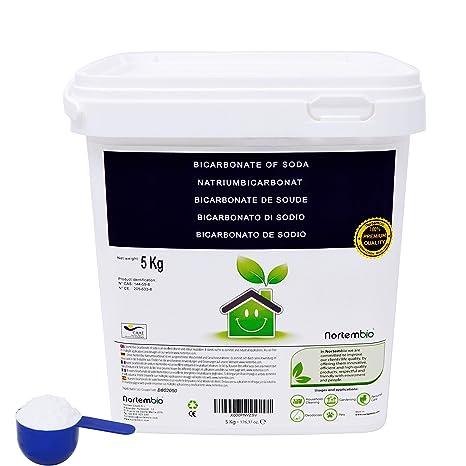 Nortembio Bicarbonato Di Sodio 5 Kg Input Per La Produzione