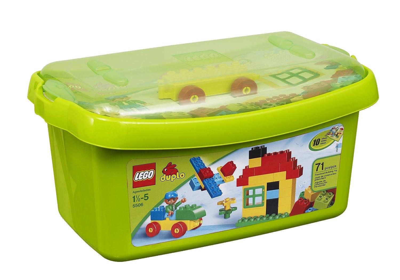 Amazoncom LEGO Duplo Building Set 71 pieces 5506 Toys Games