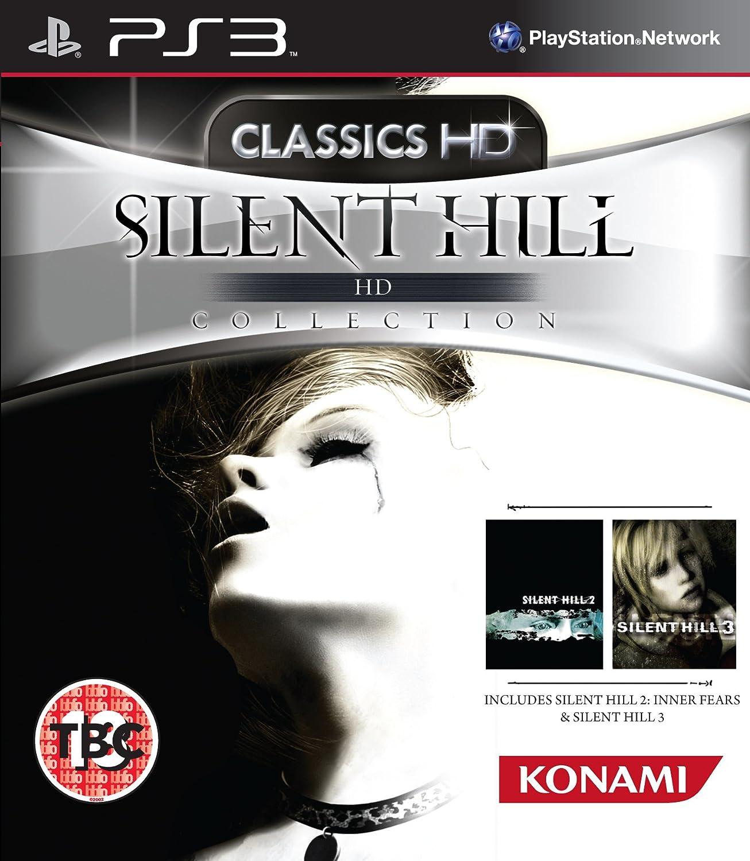 Silent Hill HD - Collection (PS3) [Importación inglesa ...