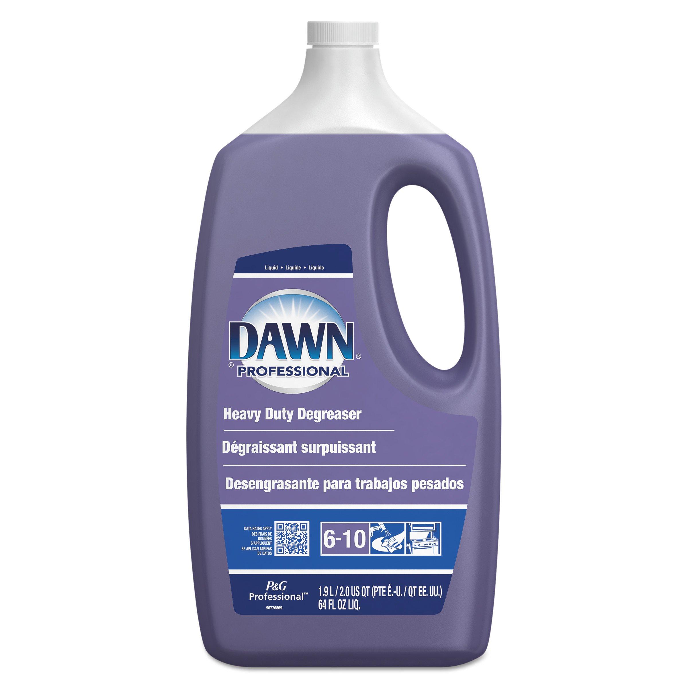 Dawn Professional Heavy Duty Degreaser, 64 oz. (Case of 5)