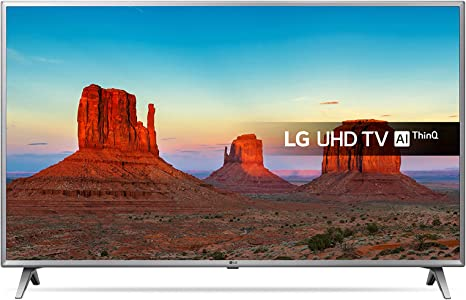 LG Electronics 75uk6500pla 75 Pulgadas uhd 4k HDR Smart TV led con TDT Play: Amazon.es: Electrónica