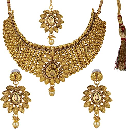 Amazon Com Efulgenz Indian Bollywood Traditional 14 K Gold Plated