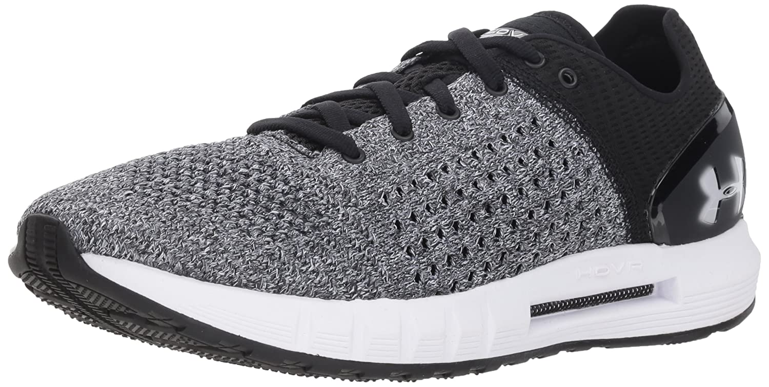 Under Armour Women's HOVR Sonic NC Running Shoe B0786NWN84 7 M US|Black (007)/White