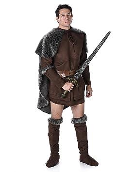 Disfraz de príncipe vikingo hombre: Amazon.es: Juguetes y juegos