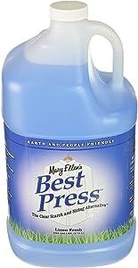 Mary Ellen Products Best Press Refills 1 Gallon-Linen Fresh
