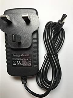 Replacement 8V 500mA AC-DC Adaptor Power Supply with: Amazon co uk