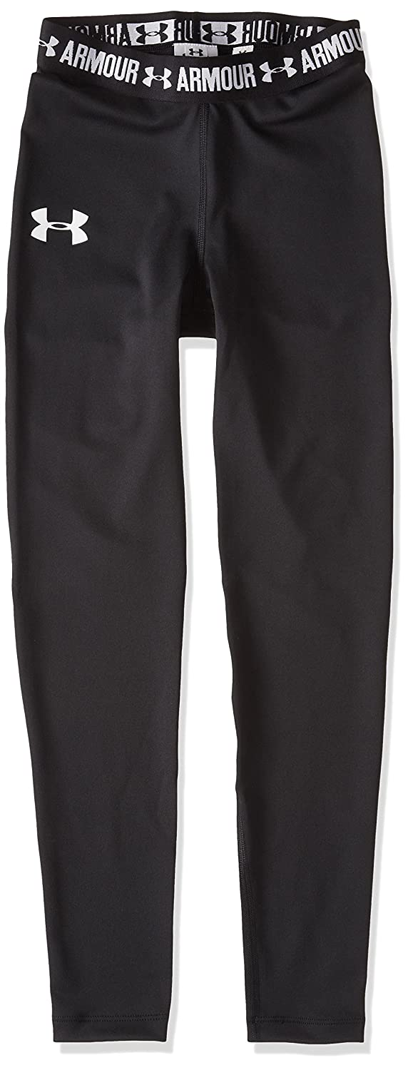 Under Armour Girls' HeatGear Armour Legging Under Armour Apparel 1271027