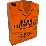 University Games Dumb Criminals Board Game, The Hilarious Party Game of True or False for 2 to 4 Players Ages 12 and Up…