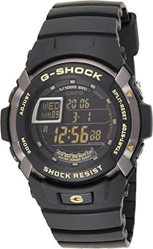 Casio G SHOCK Homme Digital Quartz Montre avec Bracelet en  crQ9L