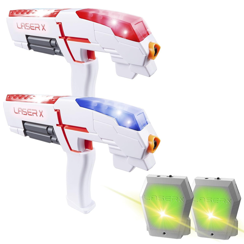 Laser X 88016 Two Player Laser Gaming Set