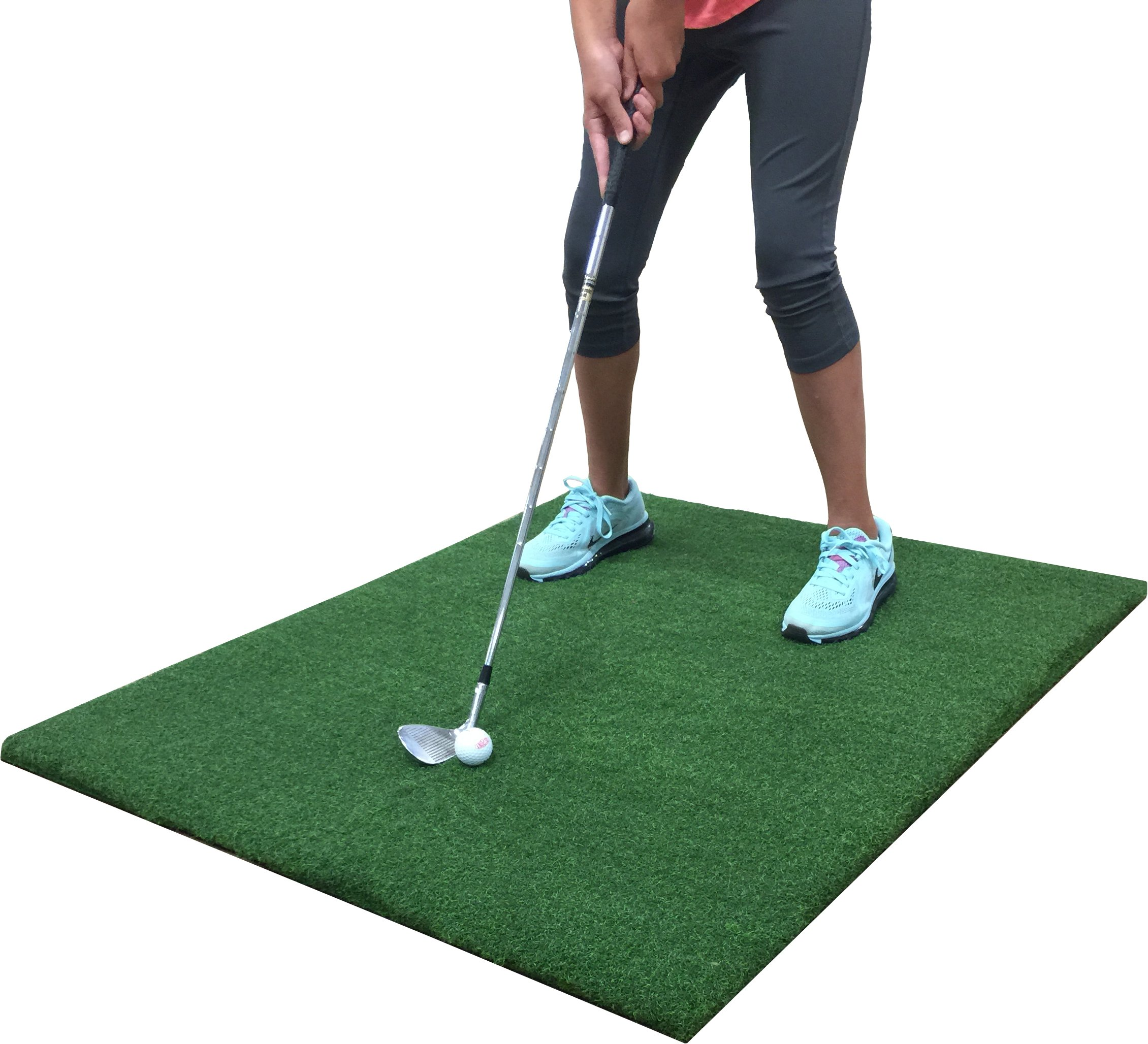 Premium Par 3'X3' Golf Hitting Mat
