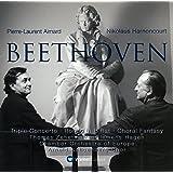 ベートーヴェン:三重協奏曲 他