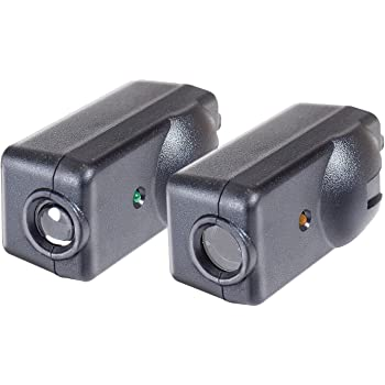 Amazon Com Liftmaster 41a5266 1 Safety Sensor Brackets