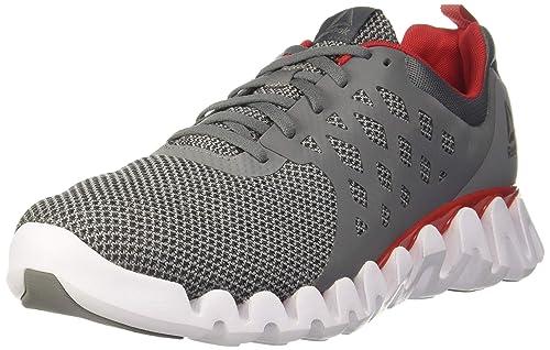 Zig Pulse 3.0 Grey Running Shoes