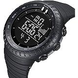 Men's Sport Digital Wrist Watches Outdoor Water...