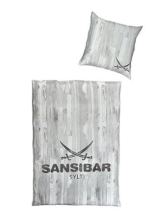 Sansibar Bettwäsche 135200 83743 101 Avord Letters 04 Satin