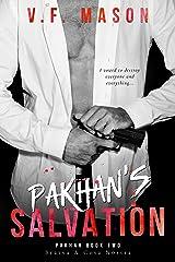 Pakhan's Salvation (Bratva & Cosa Nostra Book 2)