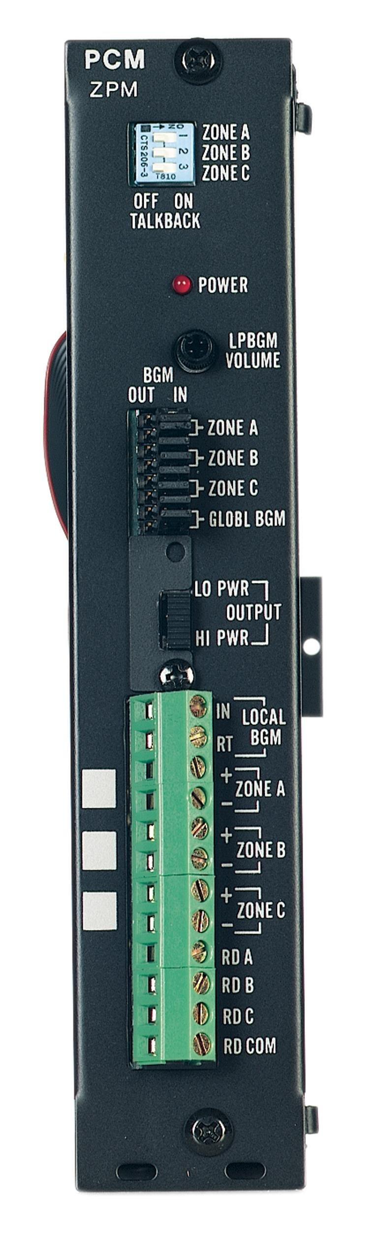 Zone Paging Module for PCM2000-Bogen-Installation Equipment-Bogen Accessories