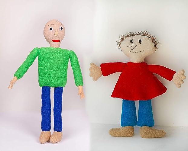 amazon com baldi s basics in education and learning plush handmade