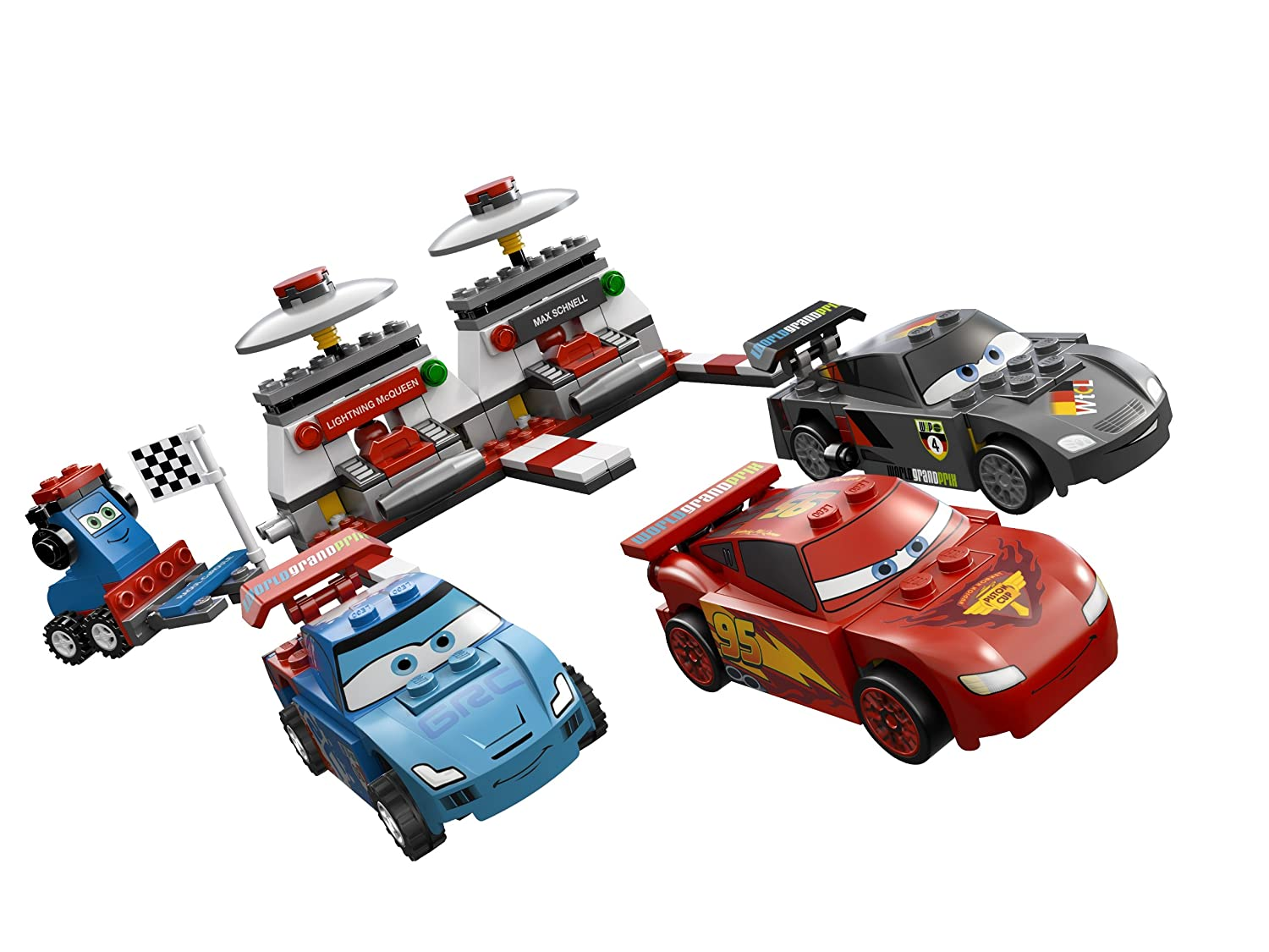 LEGO Cars Ultimate Race Set 9485 4654227